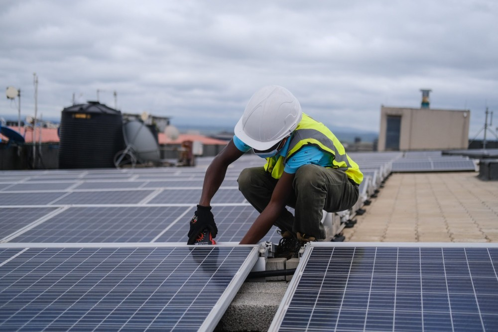 Sustainable Power Solutions SPS Operations and Maintenance